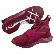 Puma Phenom Shoes Womens Cordovan-Cordovan (102WXKNY)