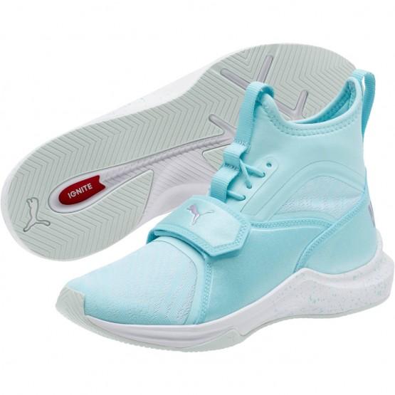 Puma Phenom Training Shoes Womens Island Paradise-White (125NVLOC)