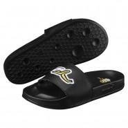 Chaussure Puma Minions Garcon Noir/Jaune (125RZWGI)