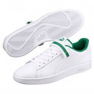 Puma Smash Shoes Mens W-W-Amazon Green (133NWZMH)