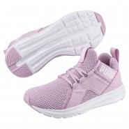 Puma Enzo Training Shoes Womens Winsome Orchid-White (134SZJKD)