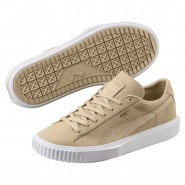 Puma Suede Shoes Mens Pebble (147TFIBN)