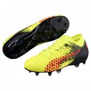 Puma FUTURE Shoes Boys Yellow-Red-Black (149MCXVA)