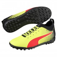 Puma evoKNIT Outdoor Shoes Mens Yellow-Red-Black (151ZNRIG)