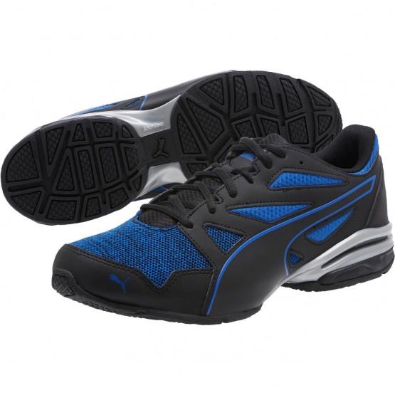Puma Tazon Modern Shoes Mens Black-Turkish Sea (158QNEMA)