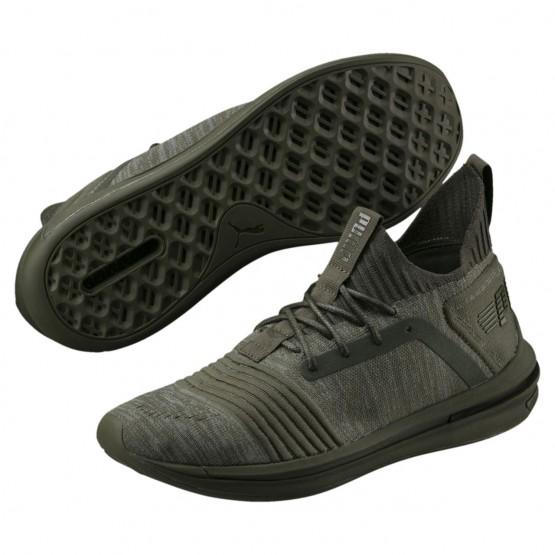 Puma IGNITE Limitless Running Shoes Mens Forest Night (162HOALT)