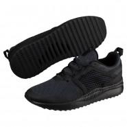 Puma Pacer Next Shoes Mens Blk-Blk-Blk (165ILWPN)