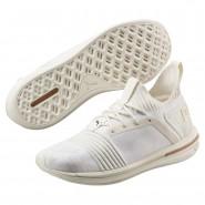 Puma IGNITE Limitless Running Shoes Mens Whisper White (173MNXJI)