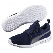Puma Carson 2 Sandals Mens Blue Depths-Quiet Shade-Wht (184KZNVJ)
