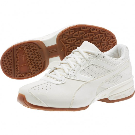 Puma Tazon 6 Training Shoes Womens Whisper White (194LDQCS)