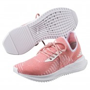 Puma AVID Shoes Womens Shell Pink-White (197QEPXF)