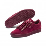 Puma Suede Classic Shoes Womens Pomegranate-Rose Gold (200XDIYA)