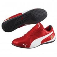 Chaussure Puma Ferrari Homme Blanche/Noir (228OQBLH)