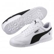 Puma BMW MMS Shoes Mens White-Anthracite (231ZHMWB)