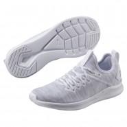 Puma IGNITE Flash Running Shoes Womens White (235JHBFK)