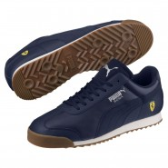 Chaussure Puma Scuderia Ferrari Homme Bleu Marine (243AVMLQ)
