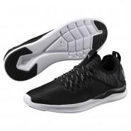 Puma IGNITE Flash Running Shoes Mens Black-Quiet Shade (243KLJHQ)