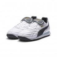 Puma King Shoes Mens White-White (253GWFMX)