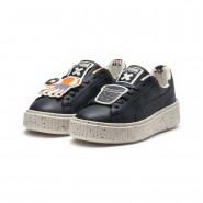 Chaussure Puma x TINYCOTTONS Garcon Blanche (256EUBYM)