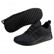 Puma Pacer Next Shoes Boys P. Black-P. Black-P. Black (256KYJPE)