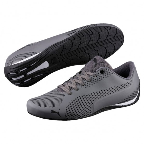 Puma Drift Cat Shoes Mens Quiet Shade-Black (268HRLAM)