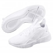 Puma Defy Training Shoes Womens White-White (272VBELJ)