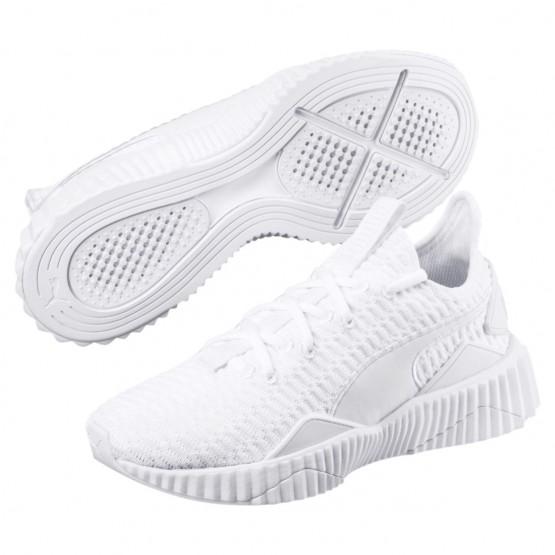 Puma Defy Training Shoes Womens White-White (272VBELJ)