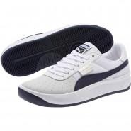 Puma California Shoes Womens P White-Peacoat-P White (282FTRGC)