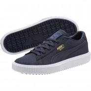 Puma Suede Shoes Mens Peacoat (283LROSA)