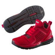 Puma IGNITE Limitless Shoes Boys High Risk Red-High Risk Red (294SGWQH)