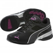 Chaussure De Sport Puma Tazon 6 Femme Noir/Violette (294XCWGD)