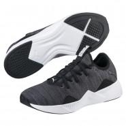 Puma Incite Modern Shoes Womens Black-White (295ROXMA)