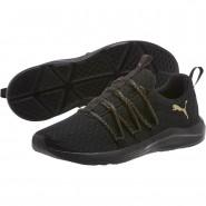 Puma Prowl Alt Shoes Womens Black-Metallic Gold (306CAGFE)