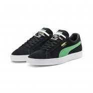 Puma x XLARGE Shoes Mens Black-Kelly Green (306NFIWV)