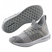 Puma IGNITE Limitless Running Shoes Mens Quarry (316NDVJT)