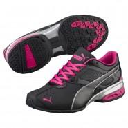 Puma Tazon 6 Training Shoes Womens Black-Silver-Beetroot Purple (322PGBLF)