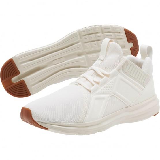 Puma Enzo Shoes Mens Whisper White (331IYXEO)