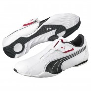 Puma Redon Move Shoes For Men White/Black (343YPDOC)