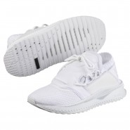 Puma TSUGI SHINSEI Shoes Boys White-White-White (346YIUEM)
