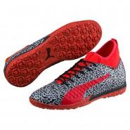 Puma FUTURE Outdoor Shoes Mens White-Black-Red (351EGICA)