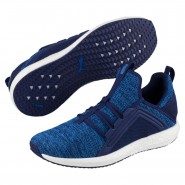 Puma Mega NRGY Shoes Mens Blue Depths-Lapis Blue (352TFEUX)