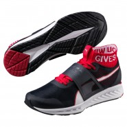 Puma Bull Racing Shoes Mens Night Sky-White-Chinese Red (365VCDSL)