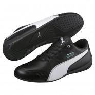 Chaussure Puma Mercedes AMG Homme Noir/Blanche (377DVQAT)