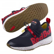 Puma Bull Racing Shoes Mens Night Sky-Chinese Red (382SCJIR)