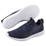 Puma Carson 2 Shoes Mens Peacoat-White (388LZXDC)