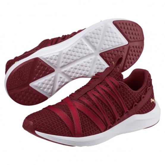 Puma Prowl Alt Shoes Womens Pomegranate-White (403FRICJ)