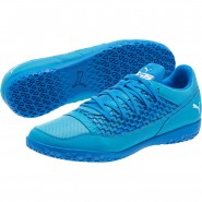 Puma 365 NETFIT CT Indoor Shoes Mens Blue-White-Hawaiian Ocean (403QUMDP)