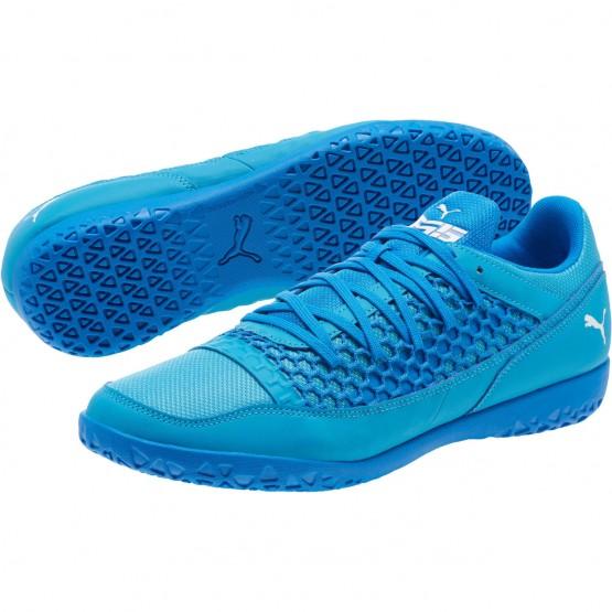 Puma 365 NETFIT CT Indoor Shoes Mens Blue-White-Hawaiian Ocean (403QUMDP)