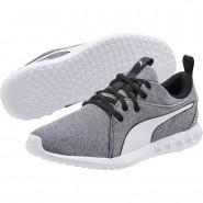 Puma Carson 2 Training Shoes Womens Black-White (406XLAIV)