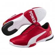 Puma Scuderia Ferrari Shoes Mens Rosso Corsa-White (410CTRBY)